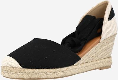 Barbour Beacon Sandaalit 'Amara' värissä beige / musta: Näkymä edestä
