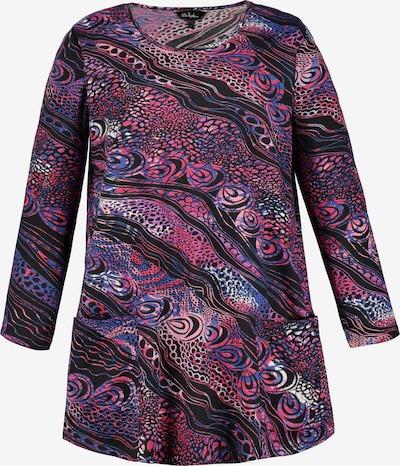 Ulla Popken Shirt in lila, Produktansicht