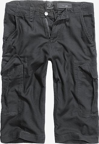Brandit Shorts in Schwarz