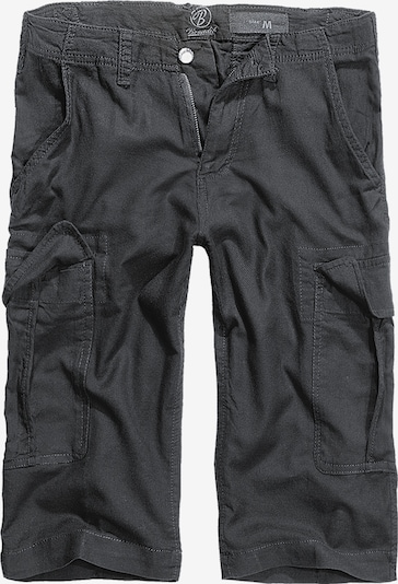 Brandit Shorts in schwarz, Produktansicht