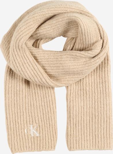 Calvin Klein Jeans Sjal i lysebeige, Produktvisning