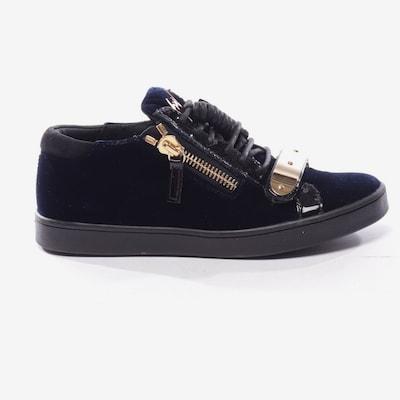 Giuseppe Zanotti Sneaker in 37,5 in dunkelblau, Produktansicht