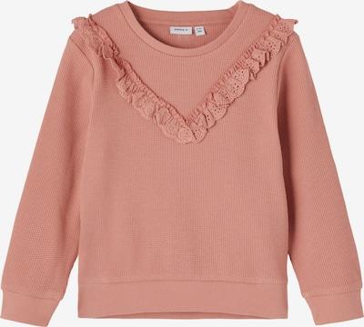 NAME IT Sweatshirt 'Habi' in rosé, Produktansicht