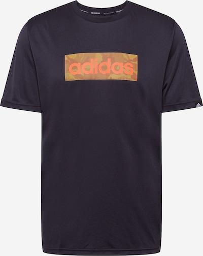 ADIDAS PERFORMANCE Funkčné tričko - zmiešané farby / čierna, Produkt