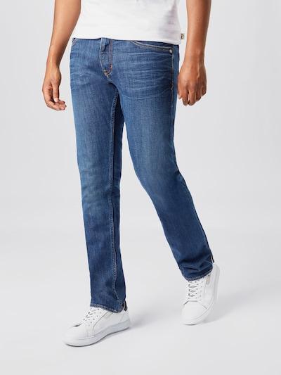 Kings Of Indigo Jeans 'CHARLES' in blue denim, Modelansicht