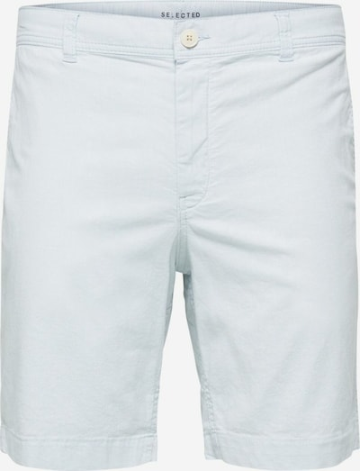 SELECTED HOMME Chino 'Isac' in de kleur Azuur, Productweergave