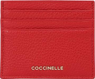 Coccinelle Portmonee, värv punane