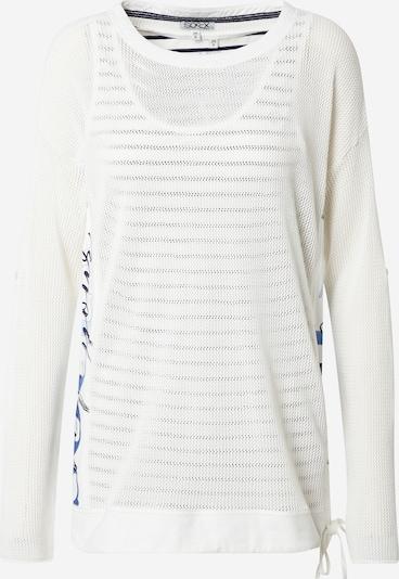 Megztinis iš Soccx, spalva – tamsiai mėlyna / tamsiai mėlyna / balta, Prekių apžvalga