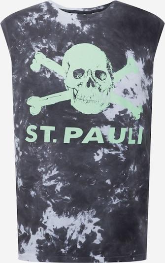 FC St. Pauli Tričko - mátová / černá, Produkt
