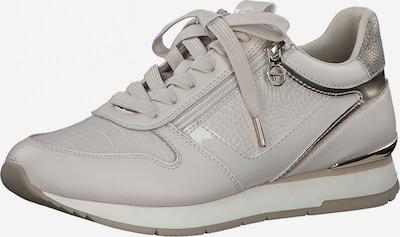 TAMARIS Sneakers in Cream / Silver, Item view