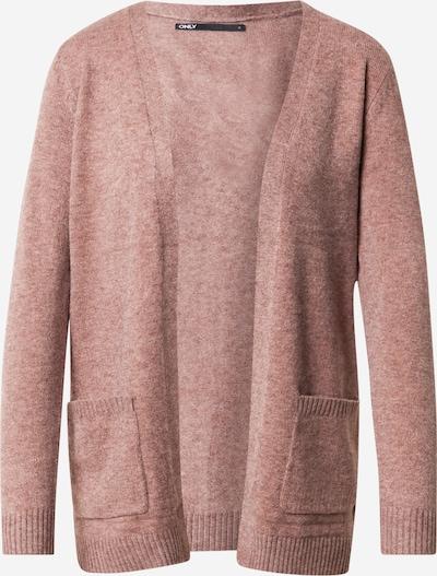 ONLY Strickjacke 'LESLY' in rosa, Produktansicht