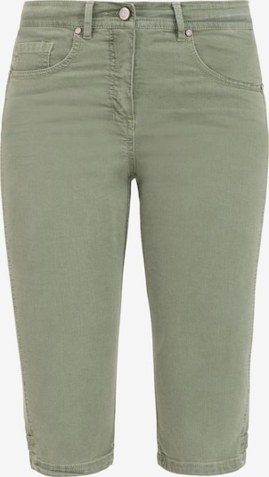 Recover Pants Caprihose in dunkelgrün, Produktansicht