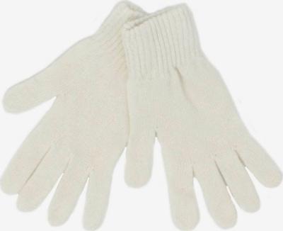 SAMAYA Strickhandschuhe 'NOSH' in beige, Produktansicht