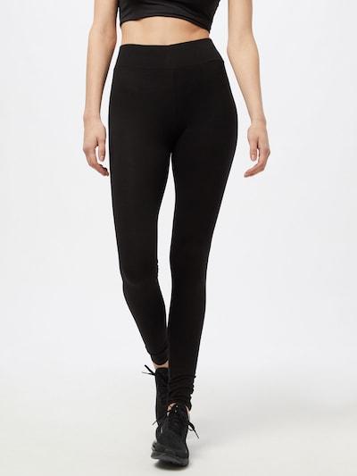 NEW LOOK Leggings in schwarz, Modelansicht
