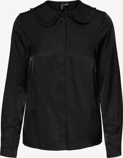 Vero Moda Curve Bluse 'Anny' in schwarz, Produktansicht