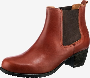 Paul Vesterbro Chelsea Boots in Braun