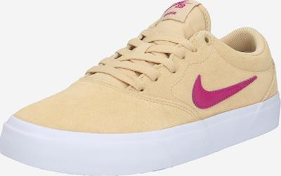 Nike SB Sneaker in sand / lila, Produktansicht
