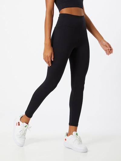 Gina Tricot Leggings 'Samantha' in schwarz, Modelansicht