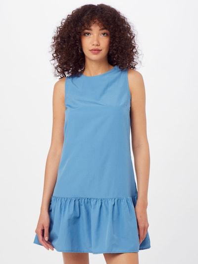 Rochie Trendyol pe azuriu, Vizualizare model
