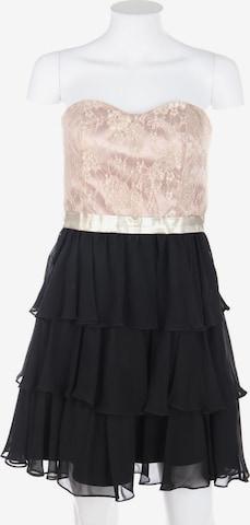Laona Dress in M in Beige