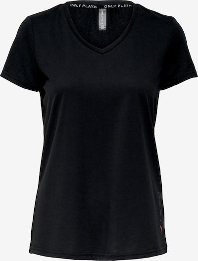 ONLY PLAY Funktionsshirt in schwarz, Produktansicht