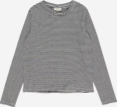OVS Shirt in dunkelblau / weiß, Produktansicht