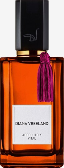 Diana Vreeland Eau de Parfum 'Absolutely Vital' in rostrot, Produktansicht