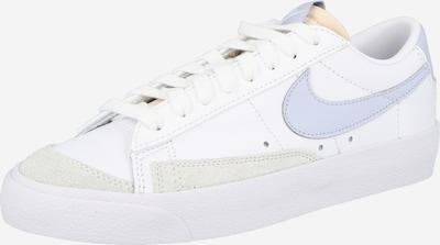 Sneaker bassa 'Blazer Low '77' Nike Sportswear di colore grigio chiaro / sambuco / bianco, Visualizzazione prodotti
