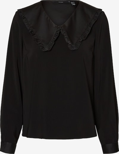 Vero Moda Tall Blouse in de kleur Zwart, Productweergave