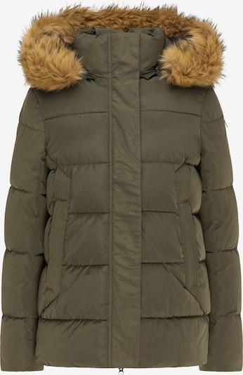 Žieminė striukė iš DreiMaster Klassik , spalva - šviesiai ruda / rusvai žalia, Prekių apžvalga