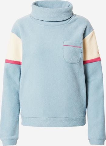 ROXY Bluzka sportowa 'KIRAH' w kolorze niebieski