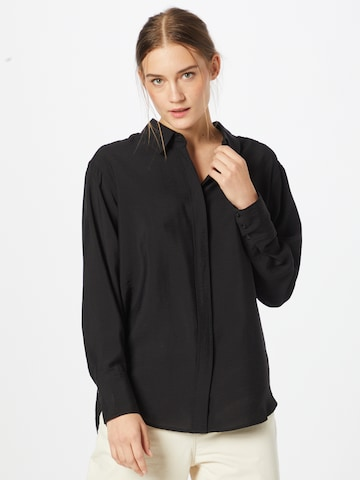 Guido Maria Kretschmer Collection Blouse 'Marcella' in Black
