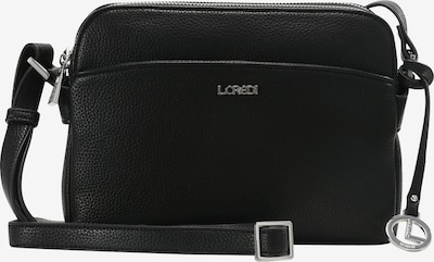 L.CREDI Umhängetasche 'Fabienne' in schwarz, Produktansicht