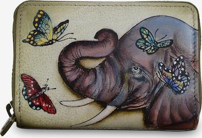 ANUSCHKA Wallet 'Gentle Giant' in Mixed colors, Item view