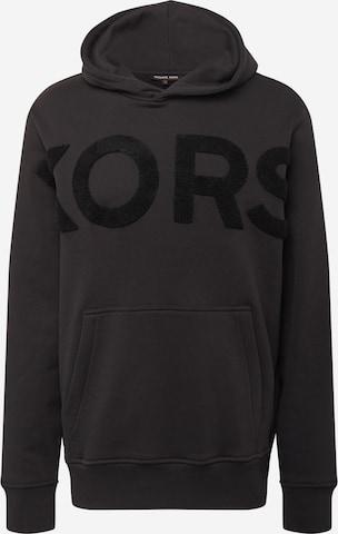 Sweat-shirt Michael Kors en noir
