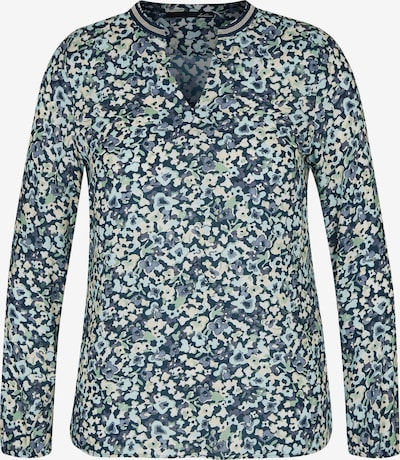 Lecomte Bluse in dunkelblau, Produktansicht