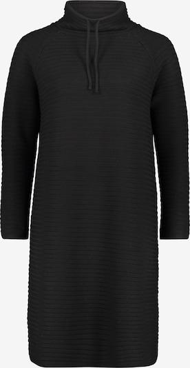 Cartoon Robes en maille en noir, Vue avec produit