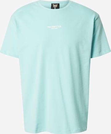 PARI T-Shirt 'SPORTS CLUB' in Blau