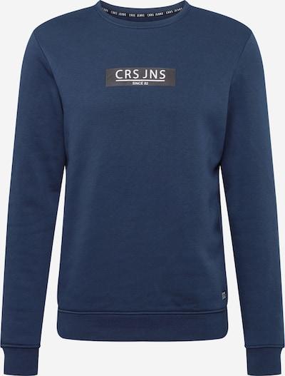 Cars Jeans Majica 'HEMSER' | mornarska barva, Prikaz izdelka