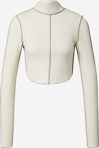 ABOUT YOU Limited Skjorte 'Talea' i hvit