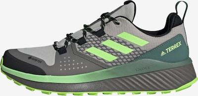 ADIDAS PERFORMANCE Wanderschuh ' TERREX Folgian Hiker  ' in grau / grün, Produktansicht