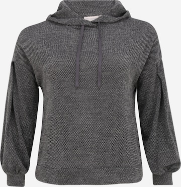 Pull-over 'MARTHA' ONLY Carmakoma en gris