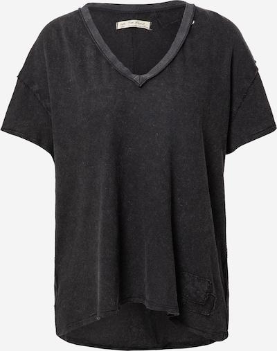 Tricou 'JONI' Free People pe negru amestecat, Vizualizare produs