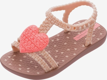 Ipanema Sandale 'FIRST' in Pink