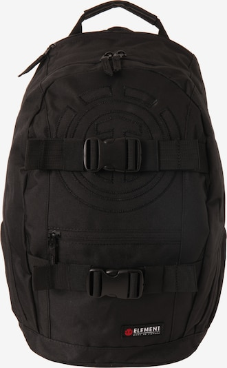 ELEMENT Rucksack 'Mohave' in schwarz, Produktansicht