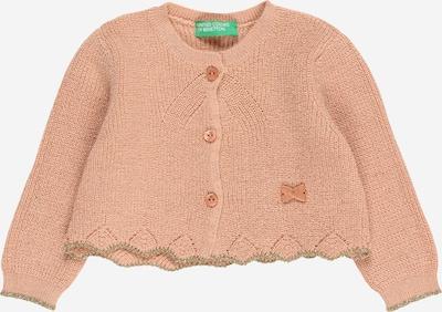 UNITED COLORS OF BENETTON Gebreid vest in de kleur Rosé, Productweergave