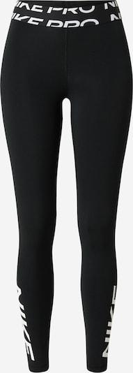 NIKE Παντελόνι φόρμας σε μαύρο / λευκό, Άποψη προϊόντος