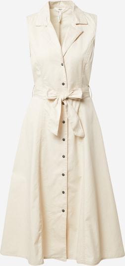 OBJECT Robe-chemise 'TENA' en crème, Vue avec produit