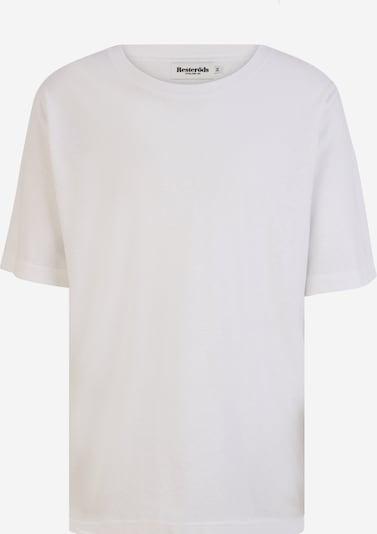Resteröds T-shirt i vit, Produktvy
