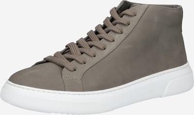 Sneaker înalt Garment Project pe grej, Vizualizare produs